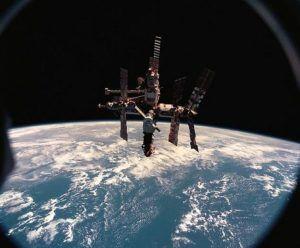 estación espacial mir