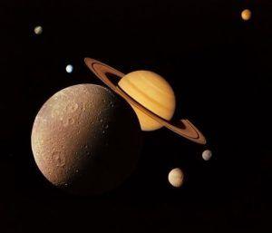 Planeta saturno imagenes