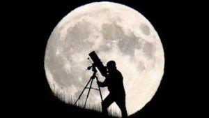 telescopios para ver la luna